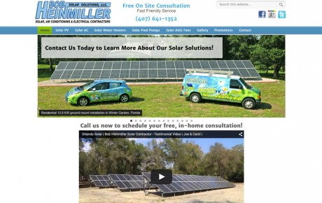 Bob Heinmiller Solar Solutions | Portfolio | Orange Rock Media