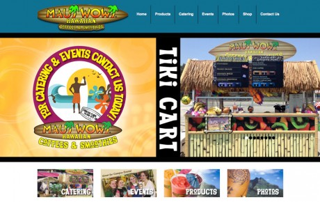 Maui Wowi Hawaiian Coffees & Smoothies | Portfolio | Orange Rock Media