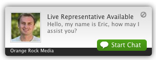 live-chat-service-orlando-orange-rock-website-example-1